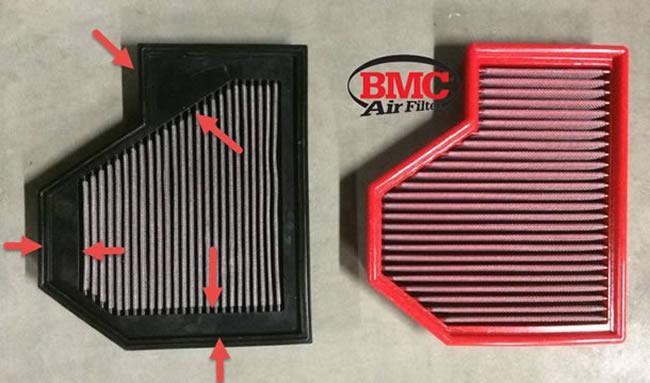 BMC vs other brands