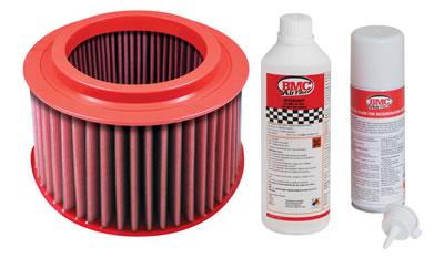 bmc air filter washing kit