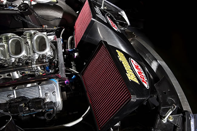 red bull racing australia and bmc air filters